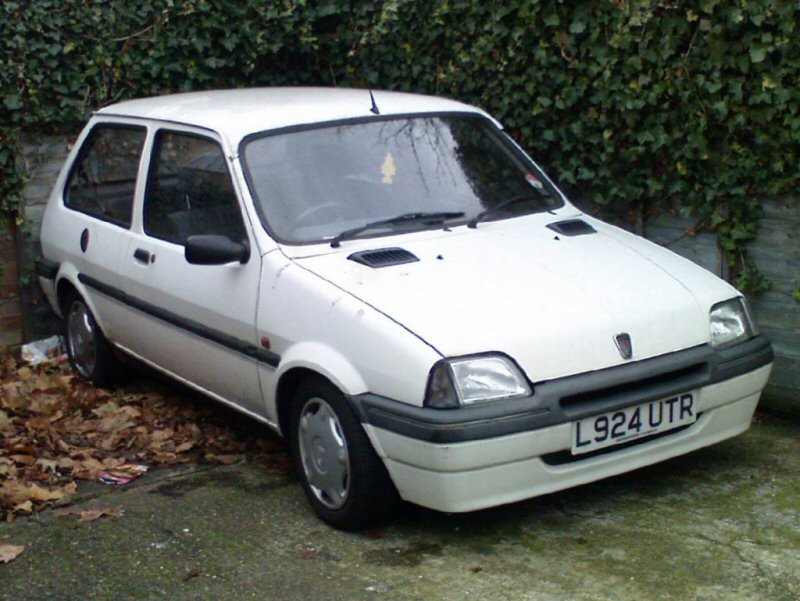 Retro Rides - 1994 Rover Metro/100 (Easy MOT) - LONDON W5
